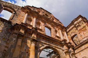 Arc Plat dans le centre historique de Panama