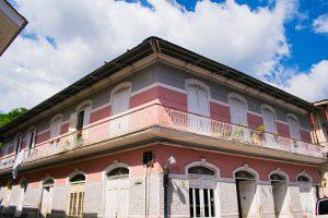 Maison dans le centre historique de Panama City