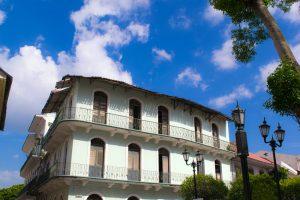 Maison à Panama dans le centre historique de la ville