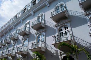 Maison neuve dans le centre historique de Panama