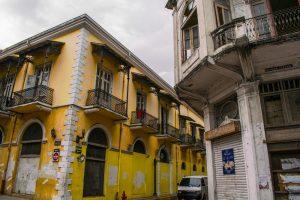 Maison du centre historique de Panama