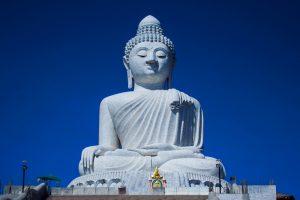 Statue de Big Buddha en Thaïlande