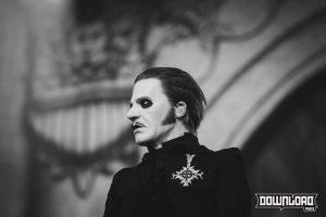 Chanteur de Ghost - Tobias Forge