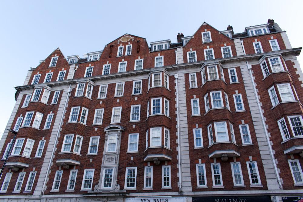 Baker Street à Londres