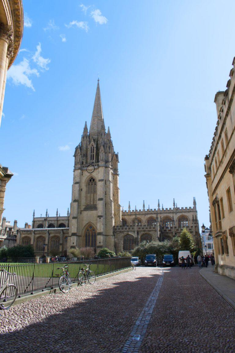 L'Église de l'université d'Oxford