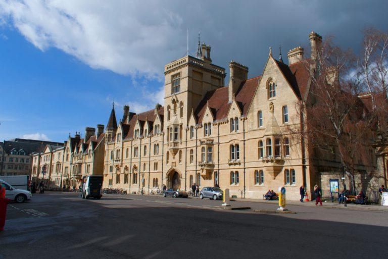 Université d'Oxford, une des plus prestigieuse université du monde