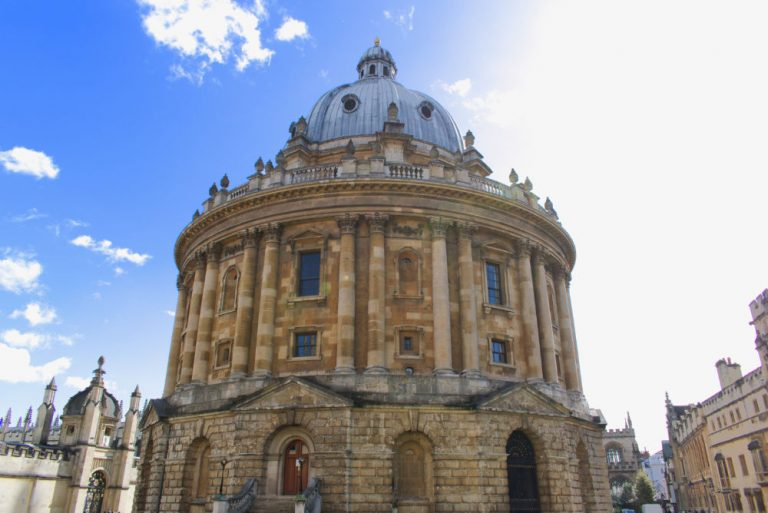 Bibliothèque d'Oxford University