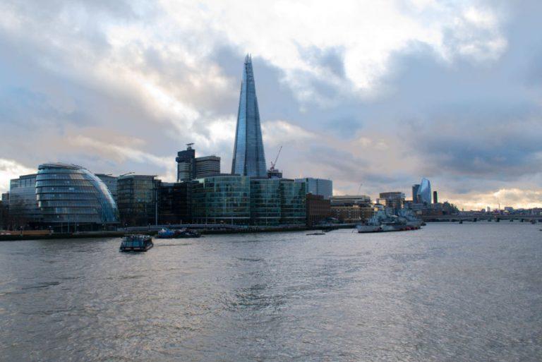 Quartier des affaires de Londres