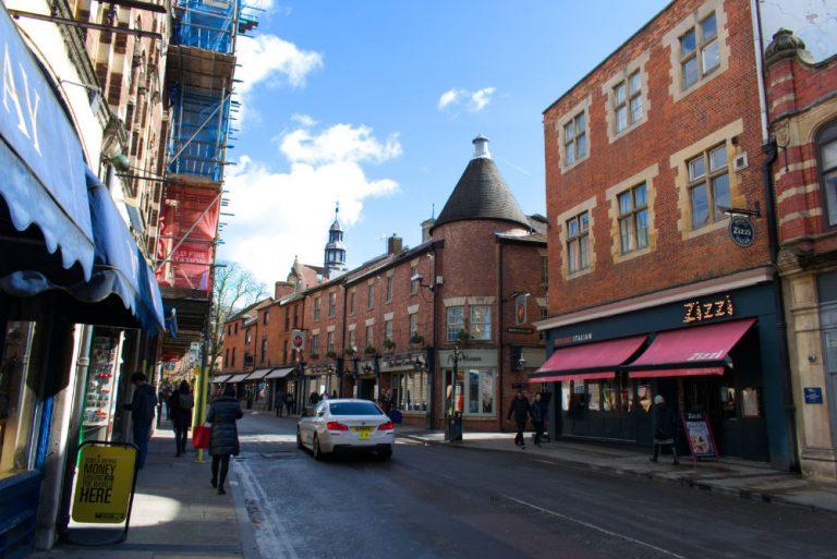 Rue d'Oxford