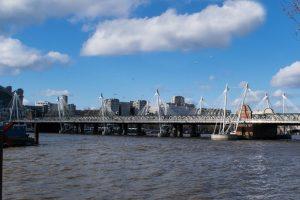 Un des ponts de la Tamise à Londres