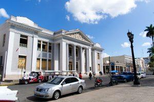 Collège Saint Lorenzo de Cienfuegos à Cuba