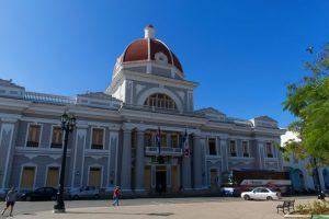 Coupole de Cienfuegos à Cuba