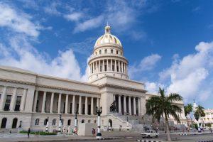 El Capitolio de La Havane à Cuba