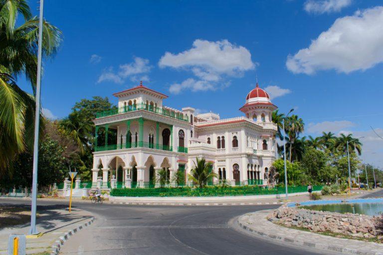 Le Palacio de Valle, un hôtel de Cienfuegos