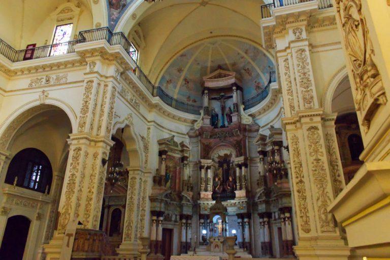 Hotel d'une église de La Havane à Cuba