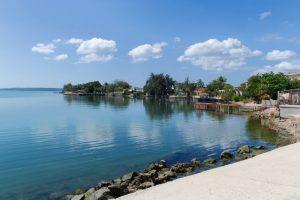 Jetée de Cienfuegos accessible par le centre ville de Cienfuegos à Cuba