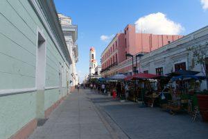 Marché artisanale de Cienfuegos à Cuba