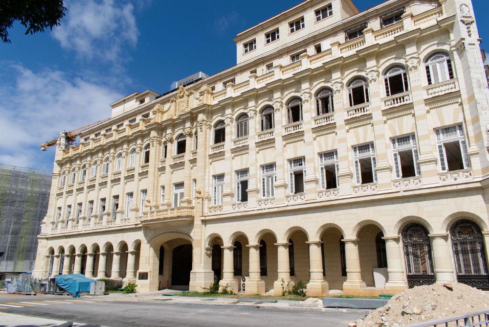 Le Musée de la révolution de La Havane à Cuba