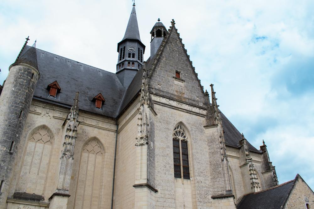 Église de Montrésor