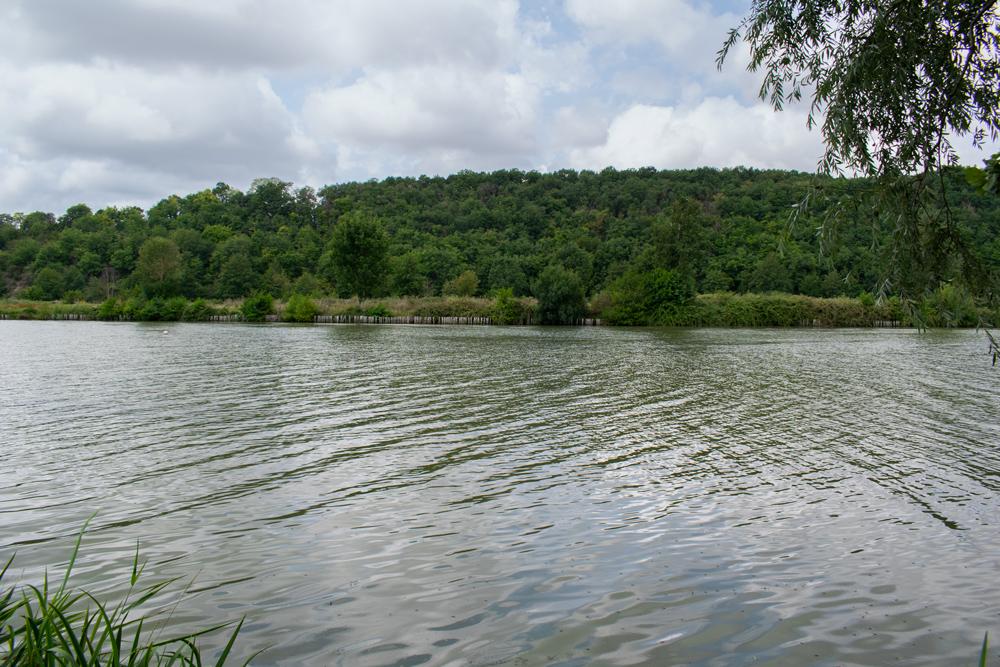 Le plan d'eau de Chemillé à quelques minutes de Montrésor